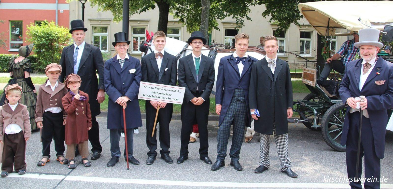Willkommen beim Kirschfestverein Naumburg e.V.
